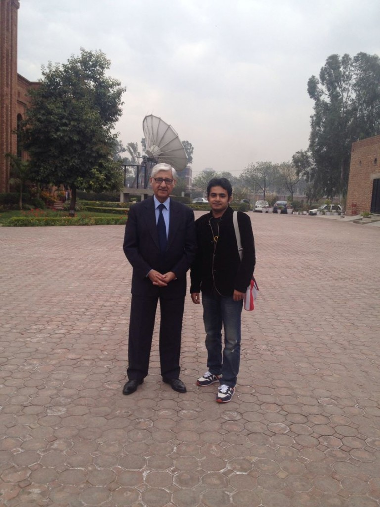 Dr. Naveed Malik [Rector of Virtual University of Pakistan]